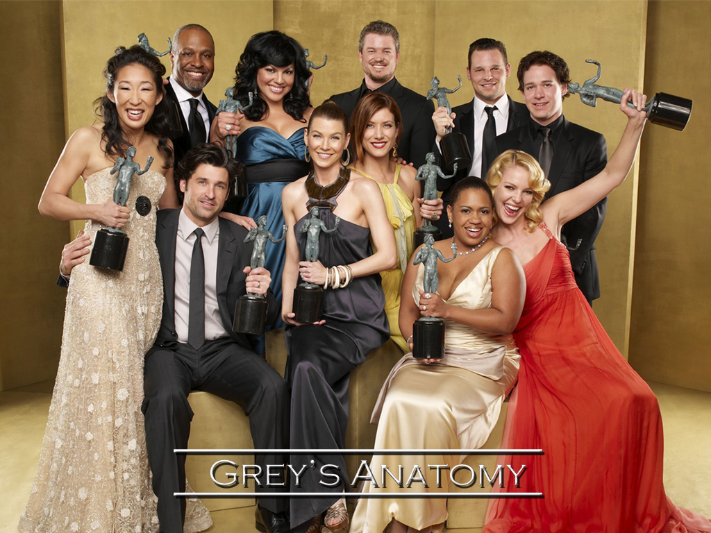 Fonds d'écran Séries TV Grey's Anatomy Grey's anatomy