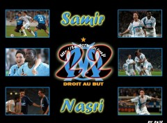 Wallpapers Sports - Leisures samir nasri