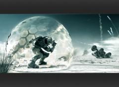 Fonds d'écran Jeux Vidéo Teaser Halo 3