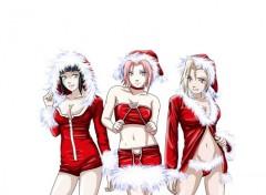 Fonds d'écran Manga Sexy Girl ^^