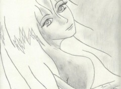 Fonds d'écran Art - Crayon Kakoia