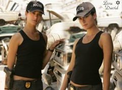 Fonds d'écran Séries TV NCIS : Ziva David