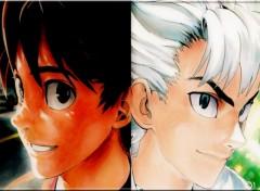 Wallpapers Manga sena/riku