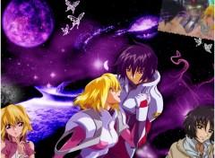 Fonds d'écran Dessins Animés Shinn-Stellar