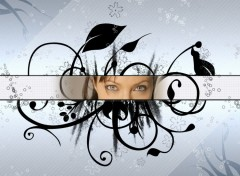 Fonds d'écran Art - Numérique Angelina's Eyes