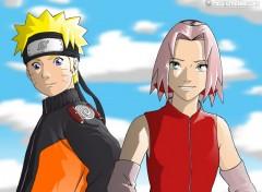Fonds d'écran Manga Naruto Shippuuden !
