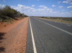 Fonds d'écran Voyages : Océanie Australia Road