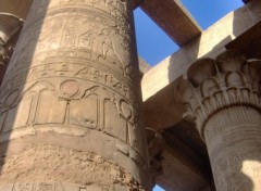Wallpapers Constructions and architecture Les temples en egyptes