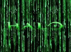 Wallpapers Video Games Halo Matrix