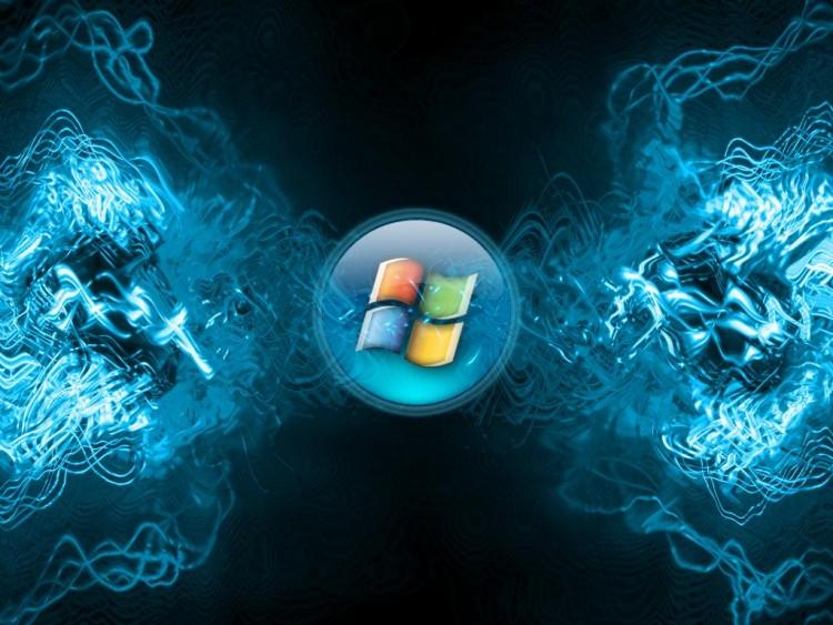 Fonds d'écran Informatique Windows Vista Vista ondulation cs2