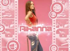 Fonds d'écran Musique Rihanna
