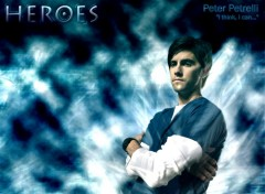 Fonds d'écran Séries TV Peter Petrelli