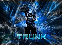 Wallpapers Manga Trunk_blue
