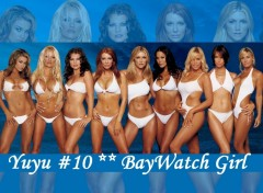 Wallpapers Celebrities Women Femmes Baywatch!!