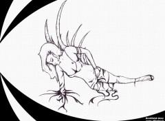 Fonds d'écran Art - Numérique Angel art