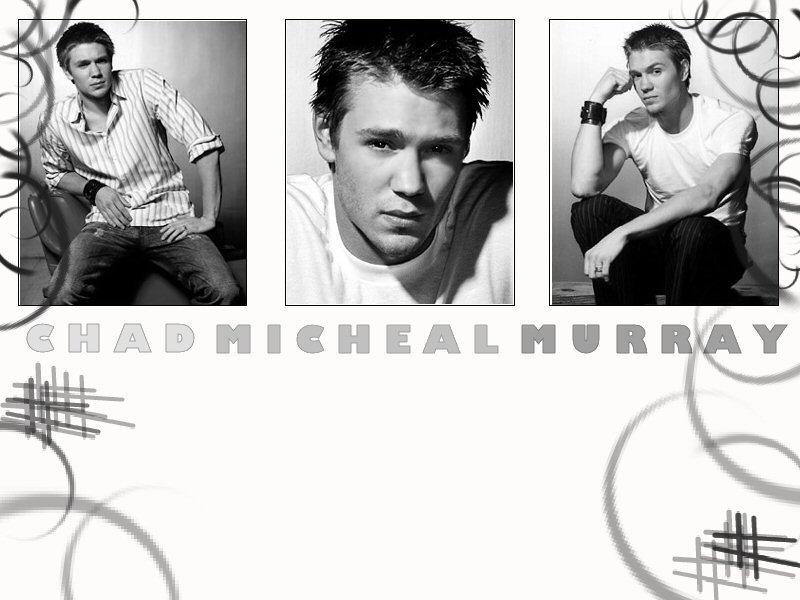 Fonds d'écran Célébrités Homme Chad Michael Murray Chad Michael Murray