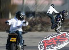 Wallpapers Motorbikes Stunt 3