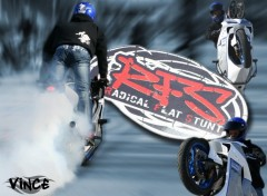 Wallpapers Motorbikes Stunt 4
