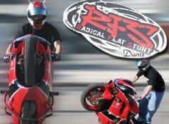 Wallpapers Motorbikes Stunt 1