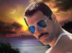 Wallpapers Music Freddie at Beach