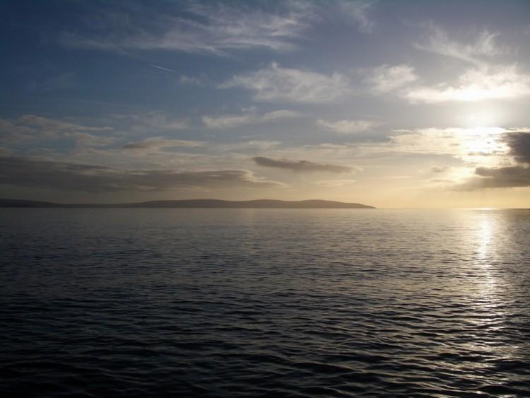 Fonds d'écran Nature Mers - Océans - Plages Galway's Beach