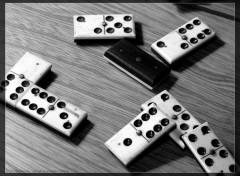 Fonds d'écran Objets Ou de domino !