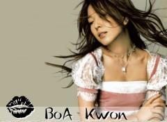 Fonds d'écran Musique BoA