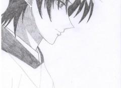 Fonds d'écran Art - Crayon shigure