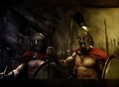 Wallpapers Movies Leonidas et ces Spartiates