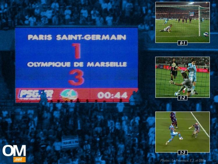Fonds d'écran Sports - Loisirs OM MARSEILLE