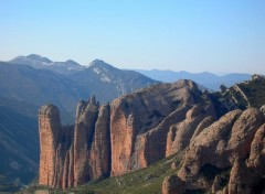 Wallpapers Nature Mallos de Riglos