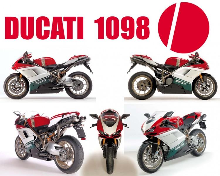 Wallpapers Motorbikes Wallpapers Ducati Ducati 1098 S