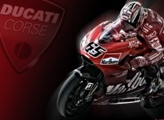 Wallpapers Motorbikes Ducati capirex
