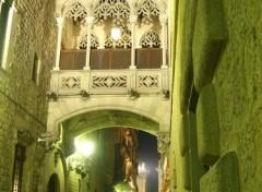 Fonds d'écran Voyages : Europe Calles de Barcelona
