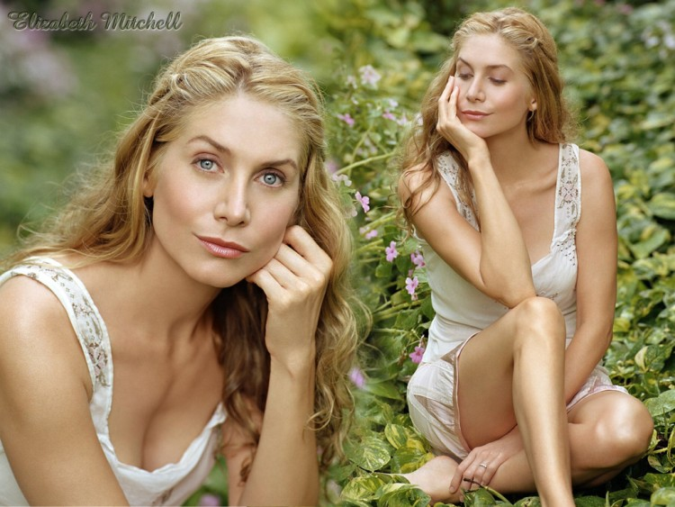 Wallpapers Celebrities Women Elizabeth Mitchell Elizabeth Mitchell