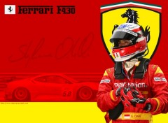 Wallpapers Sports - Leisures F430 Ortelli