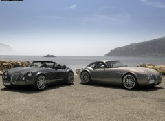 Wallpapers Cars Wiesmann GT & roadster