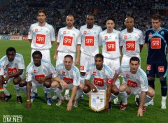 Wallpapers Sports - Leisures OM COUPE DE FRANCE