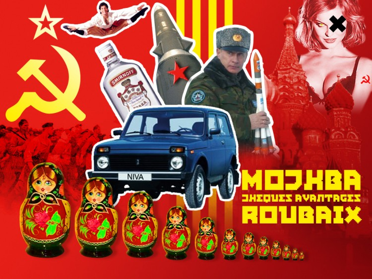 Wallpapers Trips : Europ Russia Back to the USSR