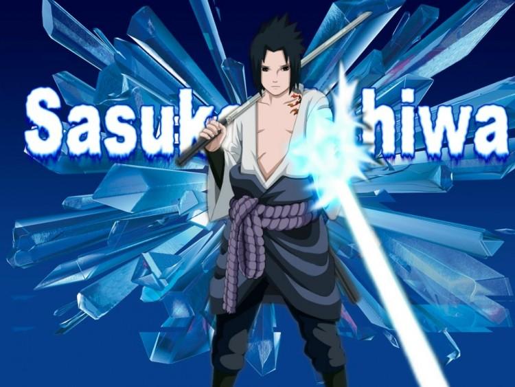 Fonds D Ecran Manga Fonds D Ecran Naruto Sasuke Uchiwa
