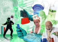 Wallpapers Fantasy and Science Fiction Chimic panic