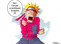 Fonds d'écran Manga Naruto - Tappette