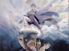 Fonds d'écran Manga DNA²
