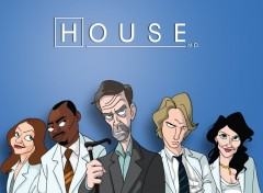 Wallpapers TV Soaps Dr. [H]ouse