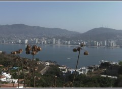Wallpapers Trips : North America La baie d'Acapulco