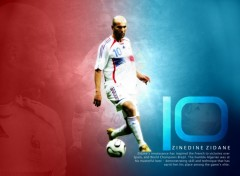 Wallpapers Sports - Leisures zidane