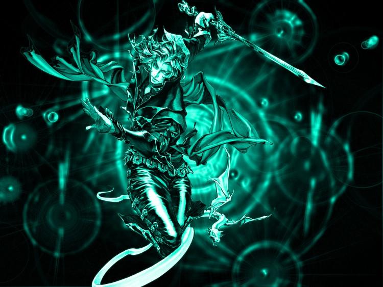 Fonds d'écran Jeux Vidéo Castlevania : Curse Of Darkness Cstlevania