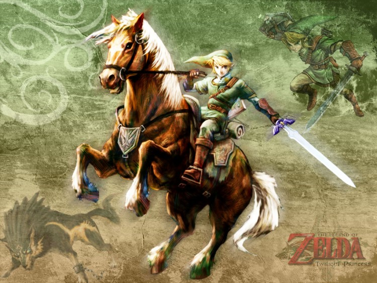 Wallpapers Video Games Zelda Wallpaper N°168852