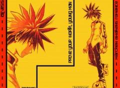 Fonds d'écran Manga alviss1