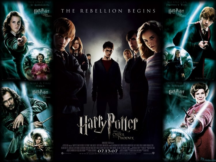 Wallpapers Movies Wallpapers Harry Potter And The Order Of
